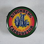 'Stromberg Carburetor/Anti-Shox' Advertising Premium Tape Measure