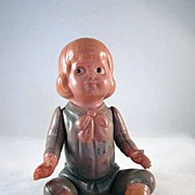 Made in Japan Celluloid Buster Brown Doll, Figure