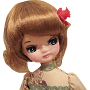 Chiyoda Made In Japan Music Box Doll