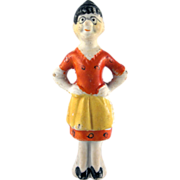 Bisque Made in Japan Emmy from Moon Mullins Figure