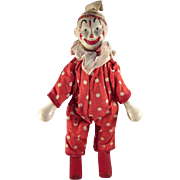 Delavan Clown Toy Figure