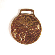 Chicago 1933 World's Fair Watch Fob