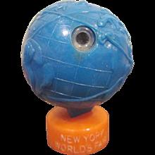 HOLD Hard Plastic 1964 New York World's Fair Unisphere Viewer