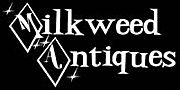 Milkweed Antiques logo