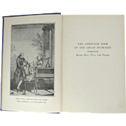 The Complete Book Of The Great Musicians Comprising Books One Two & Three by Percy A. Scholes 1931 Oxford University Press
