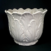 California Pottery Jardiniere Large Planter Whittier Potteries California