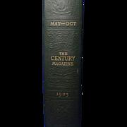 """The Century Magazine May- Oct 1903"" Vol. LXVI New Series, Vol.XLIV"