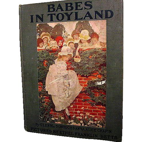 """""""Babes in Toyland"""" Glenn MacDonough & Anna Alice Chapin"""