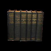 """Abraham Lincoln,""""The War Years"""" """"The Prairie Years"""" Carl Sandburg"""