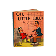 """OH, Little LULU by Marge, 1943,  Copyright McKay 1943"