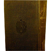 A Tramp Aboard  Mark Twain 1st  Edition not 1st state