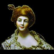 RARE Antique Galluba & Hoffman Fashion Doll