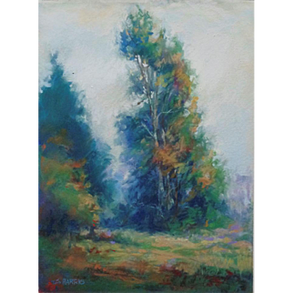 """Summer Light"" Pastel"