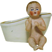 Bique Baby in China Tub