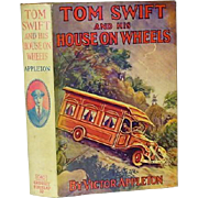 Tom Swift and His House on Wheels  Victor Appleton
