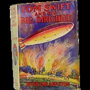 Tom Swift and His Big Dirigible Appleton