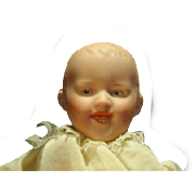 Heubach Bisque Head Doll