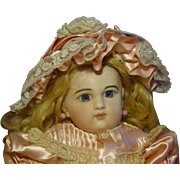Antique Doll French Jumeau DEPOSE #5 Petite 13""