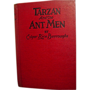 Tarzan and the Ant Men, Grosset & Dunlap