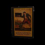 Vintage Copy Kidnapped by Robert Louis Stevenson 1921