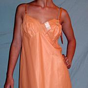 Vintage 1960 Orange Blossom Full Slip Emilio Pucci  NEW NWT NOS Size 36