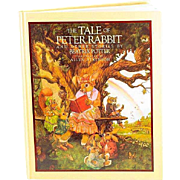 Peter Rabbit and Other Stories Written by Beatrix Potter, Illustrated by Allen Atkinson, Hard Cover Children's Book