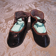 Bebe Shoes - French Antique Originals