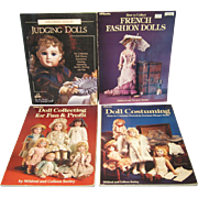 4 Vintage Reference Books by Mildred Seeley - Red Tag Sale Item