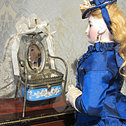 Enchanting Toilette Vanity Mirror for French Fashion