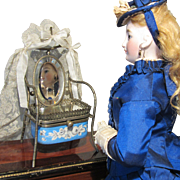 Enchanting Toilette Vanity Mirror for French Fashion