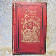 Antique French Book - By the Editor of La Poupee Modele, Circa 1876
