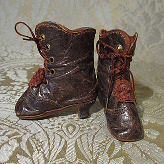 Thierry Boots For Huret French Fashion - Scarce and Wonderful