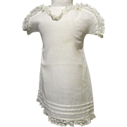 Fancy Antique Chemise for French Bebe