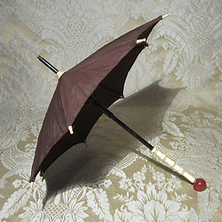 Miniature Parasol for French Fashion