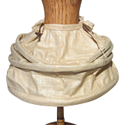 Pannier Crinoline Petticoat for Queen Anne or Other Early Doll