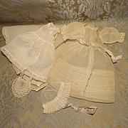 Authentic GL Bleuette Communion Costume - 1937 - 5 Pieces