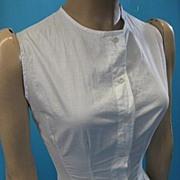 Antique Victorian 19C Chemisette corset cover