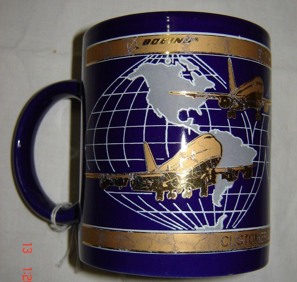 Boeing Promotional Coffee Mug