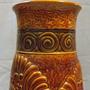 Large & Stunning 'Bay Keramik'  German Retro Vase