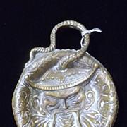"Stunning Small ""Chinese Mandarin"" Pin Dish Circa 1906"