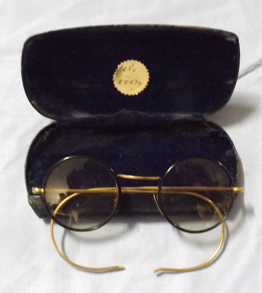Very Cool John Lennon Type Spectacles