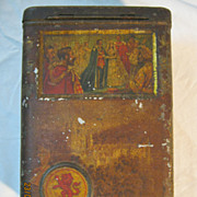 King Edward VII Coronation Tin