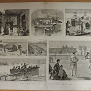 Life At Pakhoi, One Of The Chinese Treaty Ports - The Graphic 1887