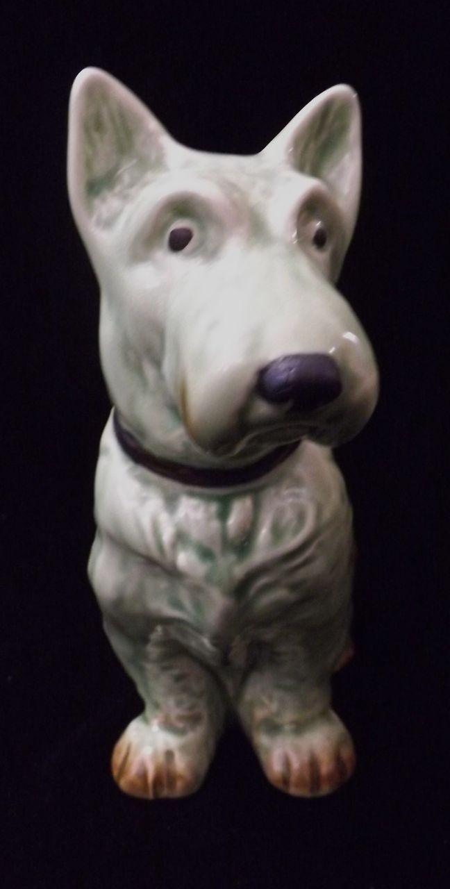 Sylvac Scotty Dog or Western Terrier