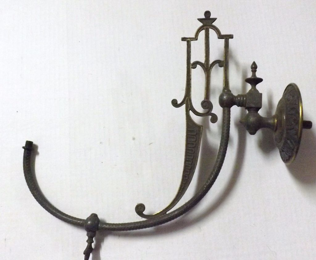 Victorian Gas Light Wall Fitting or Sconce