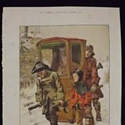 Toil And Pleasure - The Graphic 1880