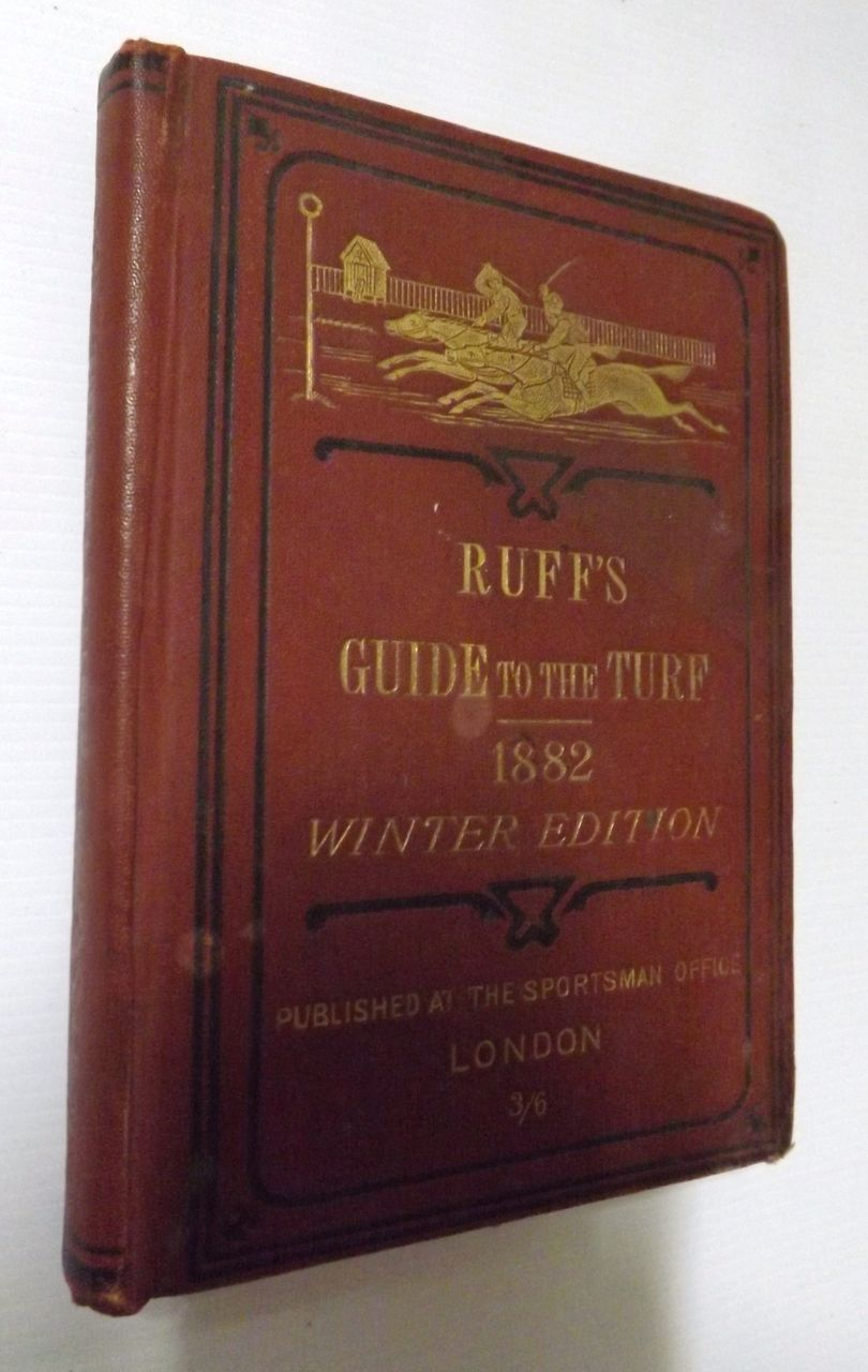 Ruff's Guide To The Turf 1882-83 Winter Edition