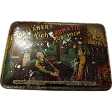Tobacco Tin 'Gallaher's Rich Aromatic Honeydew' - Great Britain