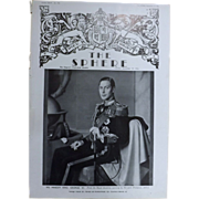 SPECIAL Feature. Abdication Edward VIII & Crowning of George VI -The Sphere 1936