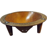 BIG  & Beautiful Fijian Kava Bowl